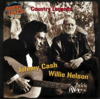 Johnny Cash - Willie Nelson 2CD
