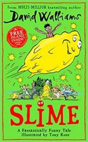 Slime : The new children´s book from No.