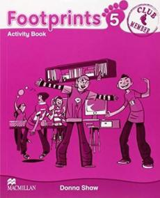 Footprints Level 5: Activity Book