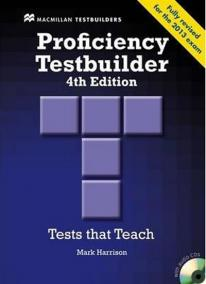 New Proficiency Testbuilder 4th edition: without Key - Audio CD Pack