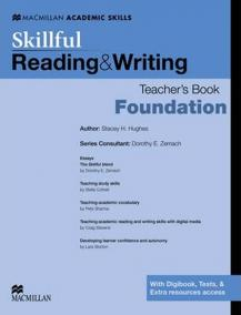 Skillful Reading - Writing: Foundation Teacher´s Book + Digibook