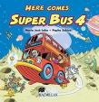 Here Comes Super Bus 4: Class Audio CD
