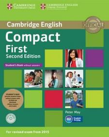 Compact First 2nd Edition: Student´s Pk